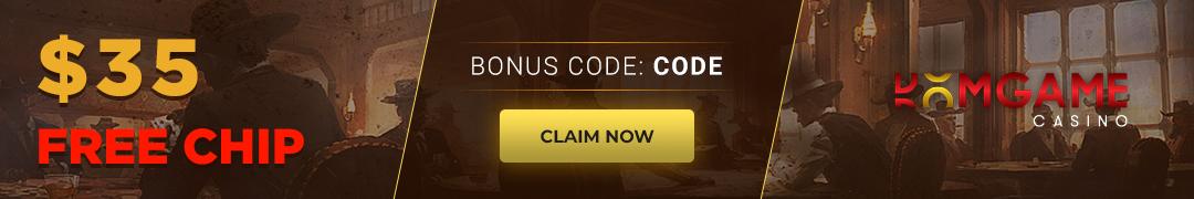 DomGame free chip bonus
